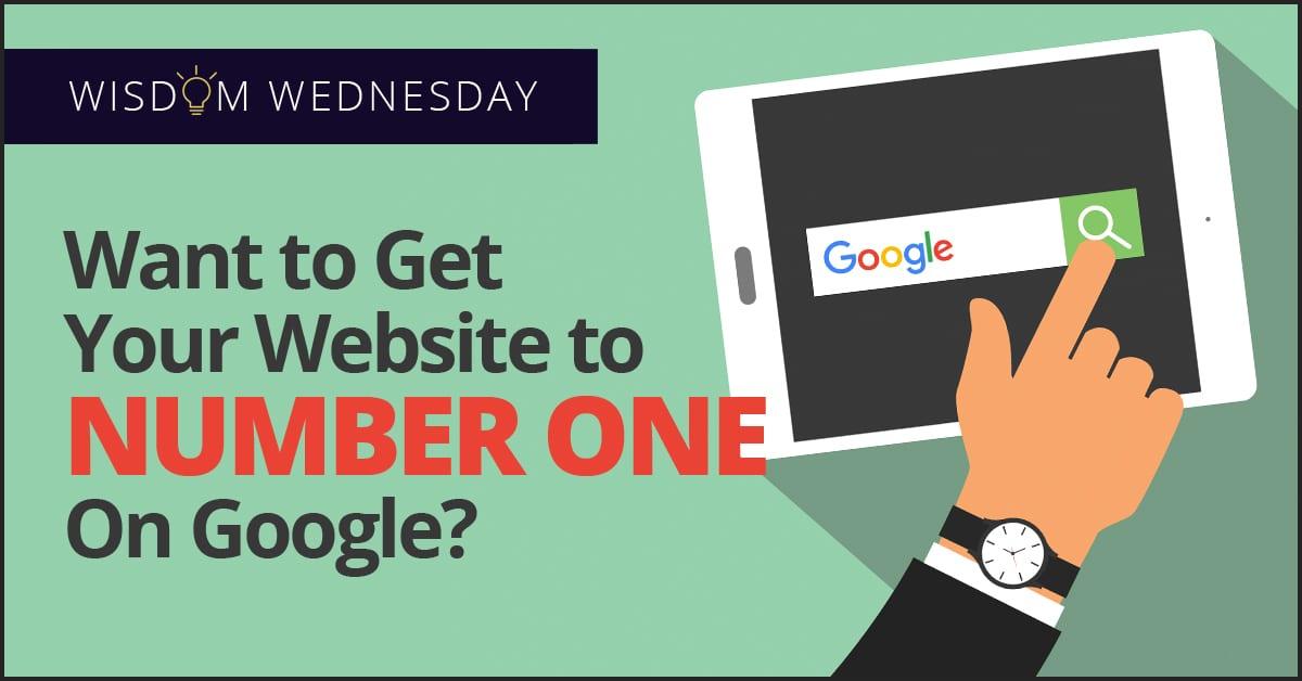 Google Search Rankings