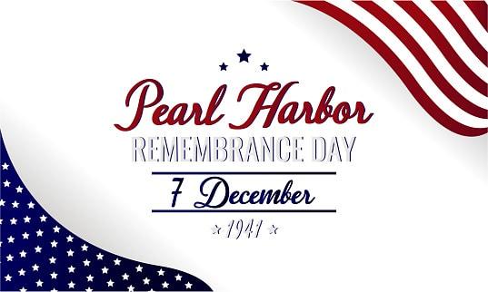 Pearl Harbor remembrance