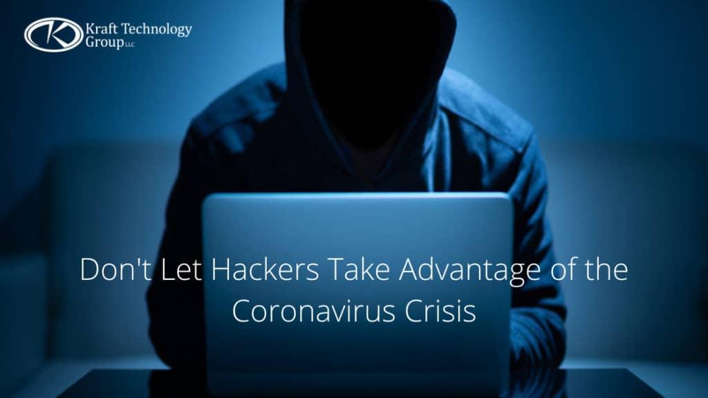 Hackers Coronavirus Crisis